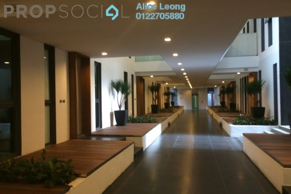 For Sale Condominium at The Capers, Sentul Freehold Semi Furnished 4R/2B 1.2m