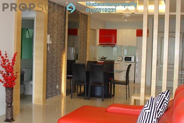 For Rent Condominium at Putra Majestik, Sentul Freehold Semi Furnished 3R/2B 1.45k