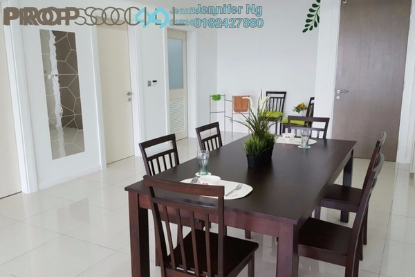For Rent Serviced Residence at M City, Ampang Hilir Freehold Fully Furnished 1R/1B 2.3k