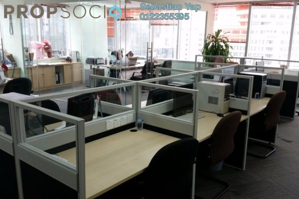 For Rent Office at Amoda, Bukit Bintang Freehold Unfurnished 0R/0B 5.57k