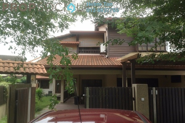 For Sale Terrace at Taman Ehsan, Kepong Leasehold Semi Furnished 4R/4B 1.1m