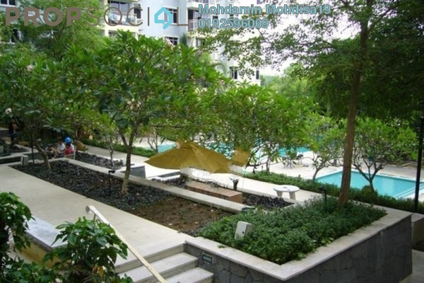 For Sale Condominium at Cyberia SmartHomes, Cyberjaya Freehold Semi Furnished 3R/2B 350k