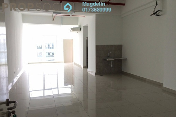 For Sale SoHo/Studio at Centum, Ara Damansara Freehold Semi Furnished 1R/1B 650k