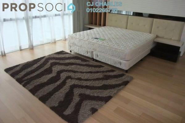 For Rent Condominium at Tivoli Villas, Bangsar Freehold Semi Furnished 2R/2B 2.8k