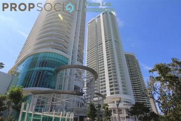 For Rent Condominium at Gurney Paragon, Gurney Drive Freehold Fully Furnished 4R/3B 7k