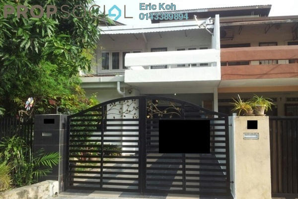 For Sale Terrace at PJ City, Petaling Jaya Leasehold Unfurnished 3R/3B 850k