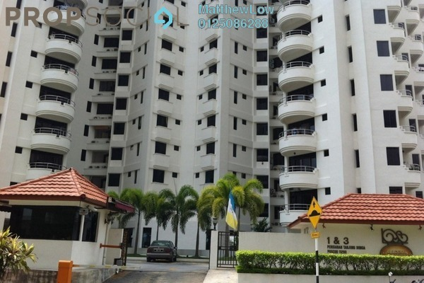 For Rent Apartment at Marina Tower, Tanjung Bungah Freehold Semi Furnished 3R/2B 900translationmissing:en.pricing.unit