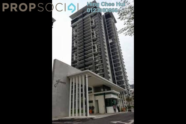 For Rent Condominium at Gembira Residen, Kuchai Lama Freehold Fully Furnished 3R/2B 2.5k
