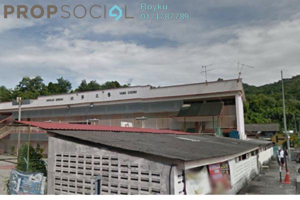 For Sale Land at Mukim 9, Teluk Kumbar Freehold Unfurnished 0R/0B 7.46m