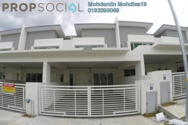 For Rent Townhouse at Suriaman 3, Bandar Sri Sendayan Freehold Semi Furnished 4R/4B 1.1k