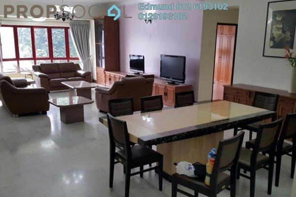 For Rent Condominium at Summer Villa, Subang Jaya Leasehold Fully Furnished 4R/2B 2.8k