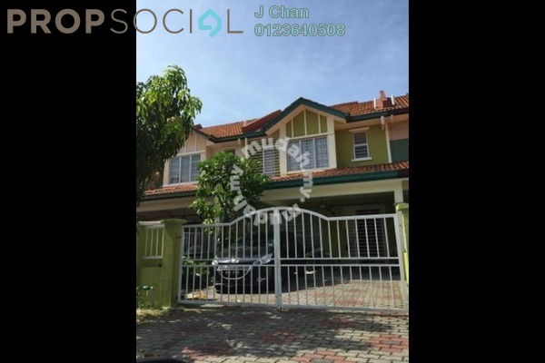 For Sale Terrace at Taman Sutera, Kajang Freehold Semi Furnished 4R/3B 550k