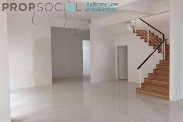 For Sale Terrace at Taman Bayu Mutiara, Bukit Mertajam Freehold Semi Furnished 4R/3B 595k