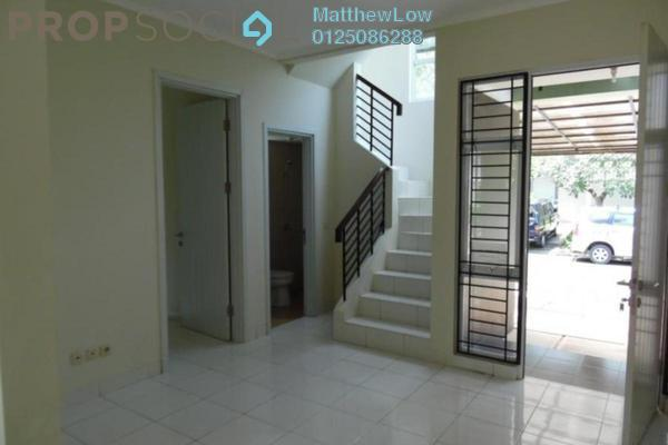 For Rent Terrace at Taman Sutera, Seberang Jaya Freehold Unfurnished 4R/3B 1.1k