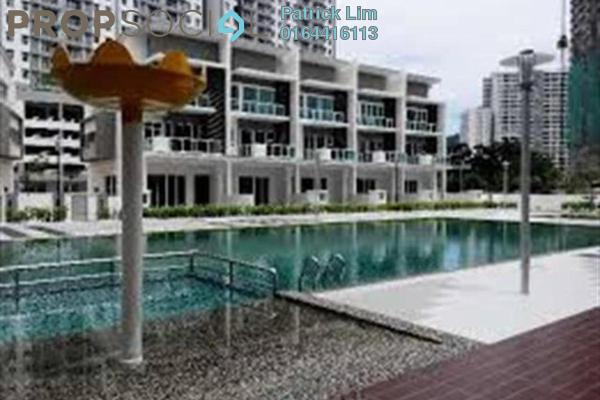 For Sale Condominium at Gardens Ville, Sungai Ara Freehold Unfurnished 4R/3B 680k