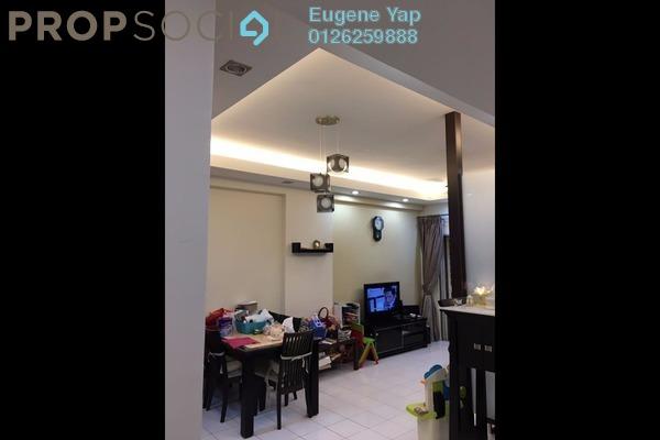 For Sale Condominium at Plaza Menjalara, Bandar Menjalara Leasehold Semi Furnished 3R/2B 668k