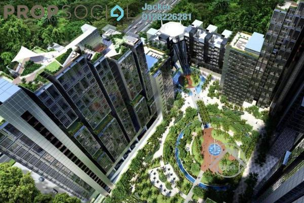For Rent Condominium at Icon Residenz, Petaling Jaya Leasehold Fully Furnished 3R/2B 3k