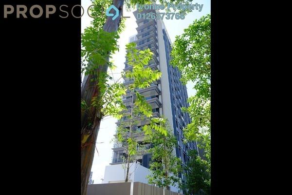 For Sale Condominium at Rimbun, Ampang Hilir Freehold Semi Furnished 3R/1B 4.45m