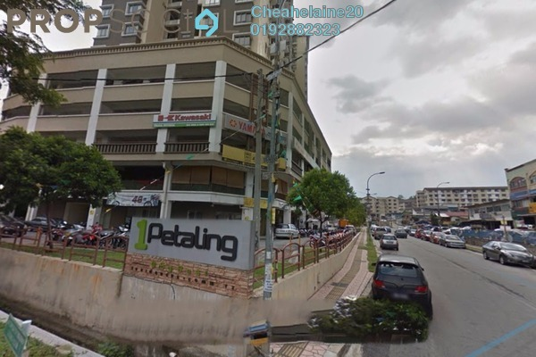 For Rent Shop at 1 Petaling, Sungai Besi Leasehold Unfurnished 1R/2B 4k