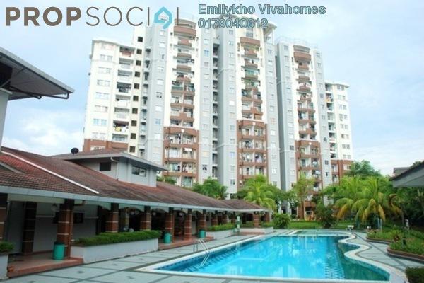 For Sale Condominium at Kemuncak Shah Alam, Shah Alam Leasehold Unfurnished 2R/2B 358k