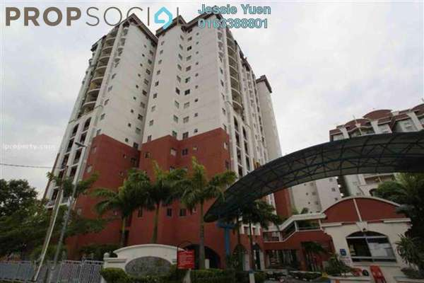 For Sale Condominium at Ketumbar Hill, Cheras Freehold Semi Furnished 0R/0B 430k