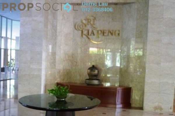For Sale Condominium at Sri Kia Peng, KLCC Freehold Fully Furnished 3R/4B 2.45m