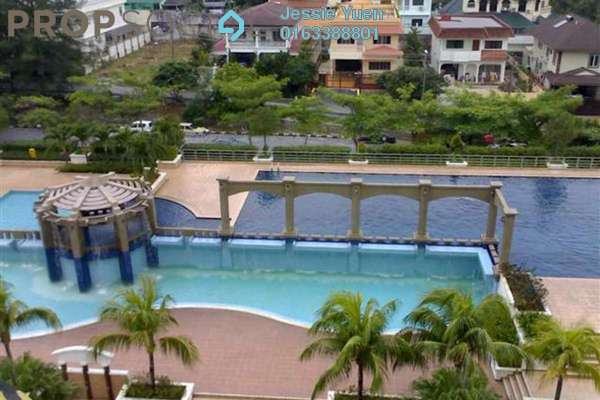 For Rent Condominium at Ketumbar Hill, Cheras Freehold Semi Furnished 0R/0B 1.4k