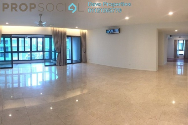 For Rent Condominium at Seni, Mont Kiara Freehold Semi Furnished 4R/4B 11k