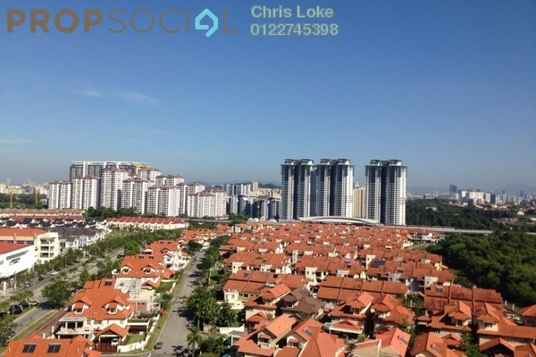 For Rent Condominium at The Treez, Bukit Jalil Freehold Semi Furnished 3R/4B 4k