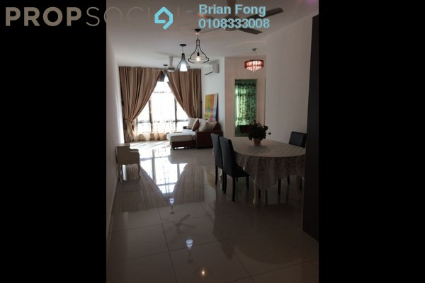 For Rent Serviced Residence at Pearl Suria, Old Klang Road Leasehold Fully Furnished 2R/2B 2.5k