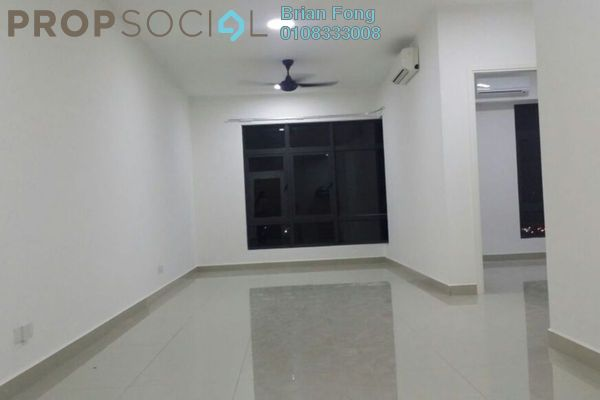 For Rent Serviced Residence at Pearl Suria, Old Klang Road Leasehold Semi Furnished 3R/2B 1.9k