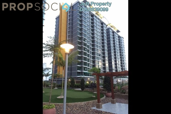 For Rent Condominium at Vista Alam, Shah Alam Leasehold Semi Furnished 1R/1B 1.1k