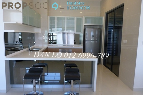 For Rent Condominium at Mirage Residence, KLCC Freehold Fully Furnished 3R/3B 7.76k