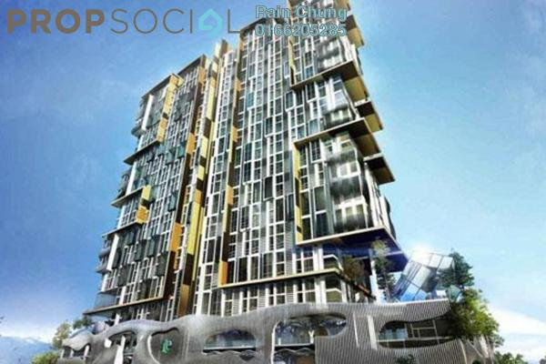 For Sale Condominium at Arte SW, Shah Alam Leasehold Semi Furnished 0R/0B 640k