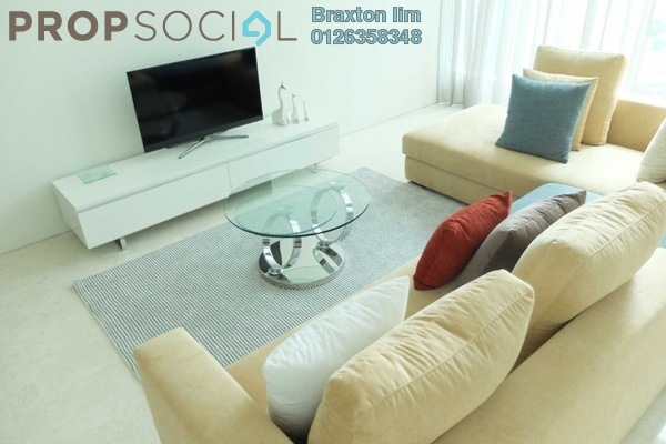For Rent Condominium at Quadro Residences, KLCC Freehold Fully Furnished 3R/5B 8k