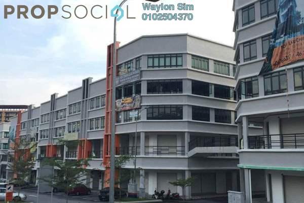 For Rent Office at Templer Business Park, Seremban Freehold Unfurnished 0R/0B 800translationmissing:en.pricing.unit