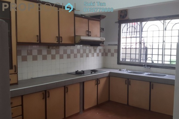 For Sale Terrace at Taman Kepong Indah, Kepong Leasehold Semi Furnished 4R/3B 618k