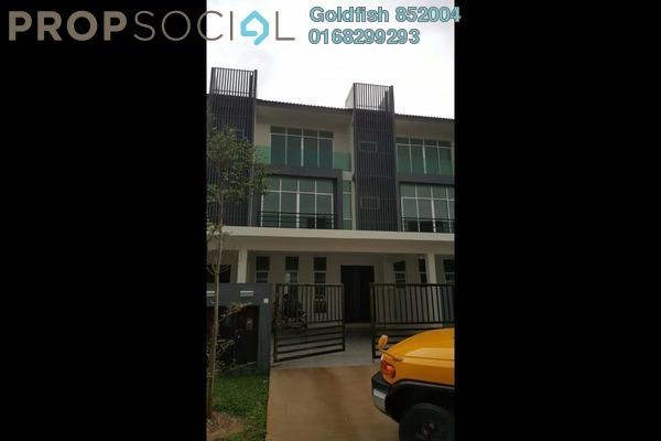 For Sale Terrace at Bangi Avenue, Kajang Freehold Unfurnished 7R/7B 738k