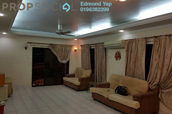 For Rent Condominium at Abadi Villa, Taman Desa Leasehold Semi Furnished 3R/2B 1.7k