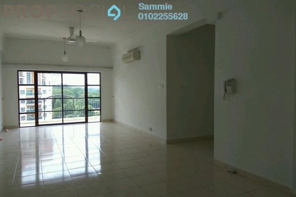 For Rent Condominium at Hartamas Regency 1, Dutamas Freehold Semi Furnished 3R/2B 3.8k