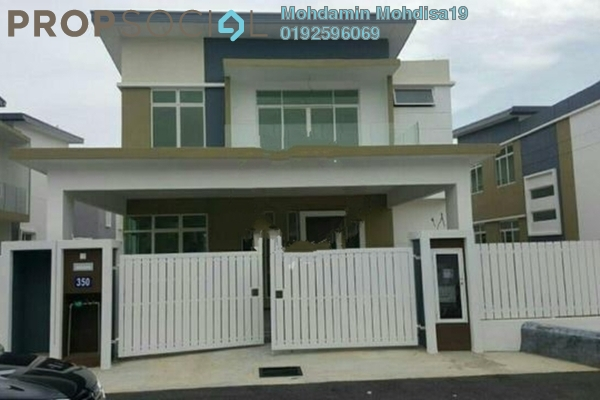For Sale Bungalow at Taman Tuanku Jaafar, Senawang Freehold Semi Furnished 7R/4B 680k