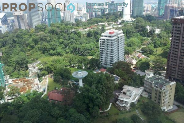 For Sale Condominium at Verticas Residensi, Bukit Ceylon Freehold Fully Furnished 3R/1B 2.92m