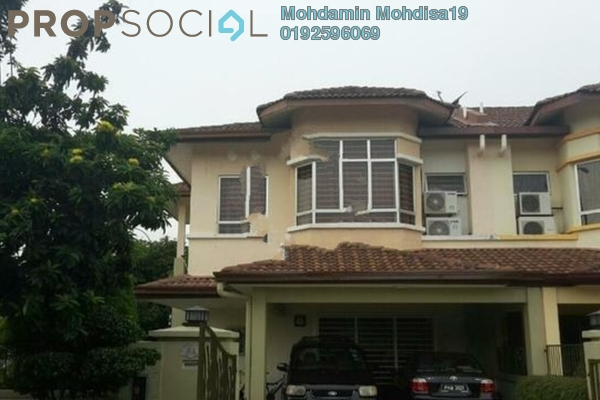 For Sale Terrace at Garden City Homes, Seremban 2 Freehold Unfurnished 4R/3B 800k