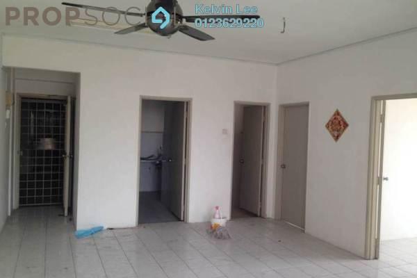 For Rent Condominium at Garden Park, Bandar Sungai Long Leasehold Semi Furnished 3R/2B 1k