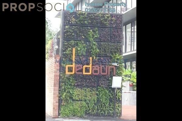 For Sale Condominium at Dedaun, Ampang Hilir Freehold Semi Furnished 3R/2B 6.3m