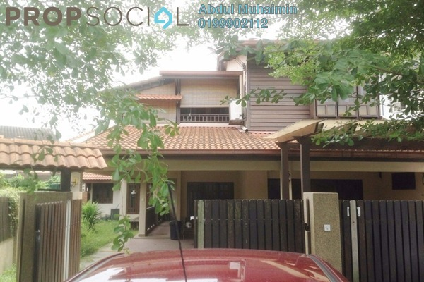 For Sale Terrace at Taman Ehsan, Kepong Leasehold Semi Furnished 5R/4B 1.1m