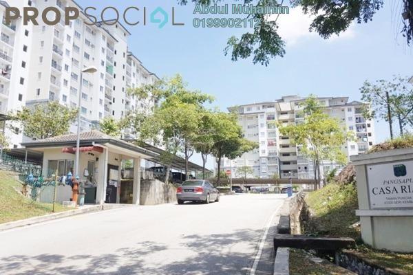 For Sale Apartment at Casa Riana, Bandar Putra Permai Leasehold Semi Furnished 3R/2B 299k