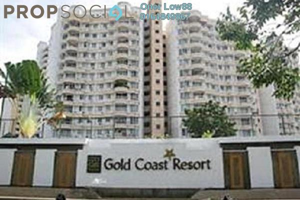 For Rent Condominium at Gold Coast, Bayan Indah Leasehold Fully Furnished 5R/3B 6.5k