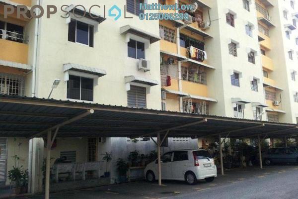For Sale Apartment at Desa Bayan, Sungai Ara Freehold Semi Furnished 3R/2B 270k