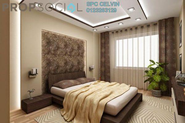For Sale Condominium at Sentul Point, Sentul Freehold Unfurnished 3R/2B 366k